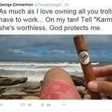 is zimmerman a troll?