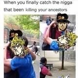 square up nigga