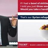 Muslims, Men, Cookies, Skittles,